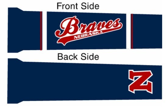 Braves Arm Sleeve